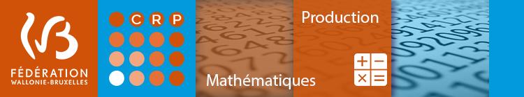 Bandeau CRP Mathématiques