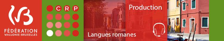 Bandeau CRP Langues Romanes